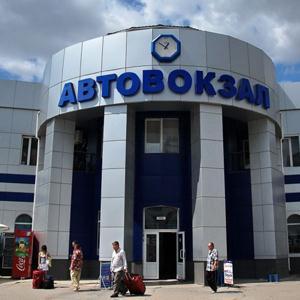 Автовокзалы Бологого