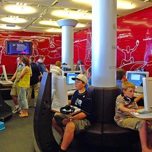 Интернет-кафе Бологого