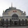 Железнодорожные вокзалы в Бологом